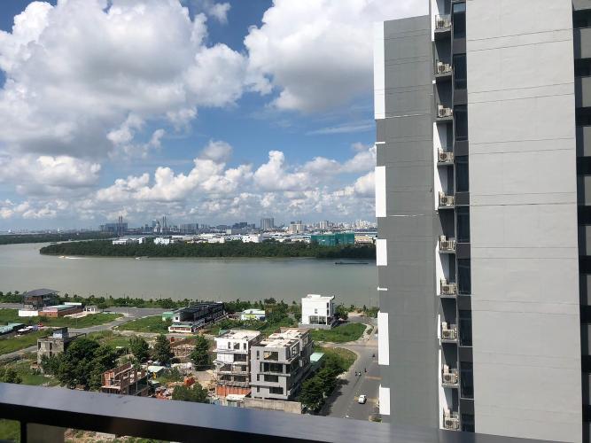 View One Verandah Quận 2 Căn hộ One Verandah tầng trung, nội thất cơ bản.