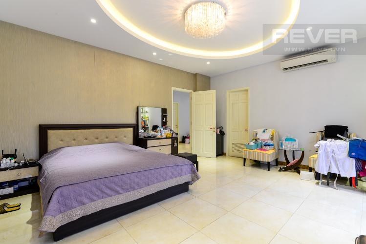 Phòng Ngủ 1 Cho thuê biệt thự Khu dân cư An Phú, hướng Đông Nam, thiết kế sang trọng, đầy đủ nội thất