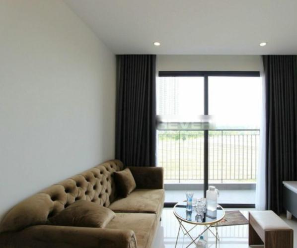 Phòng khách Vinhomes Grand Park Quận 9 Căn hộ Vinhomes Grand Park nội thất đầy đủ, tầng thấp view sông.