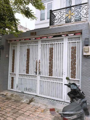 Mặt tiền nhà phố Nguyễn Bỉnh Khiêm, Gò Vấp Nhà phố mặt tiền Gò Vấp, thích hợp kinh doanh, mở văn phòng.