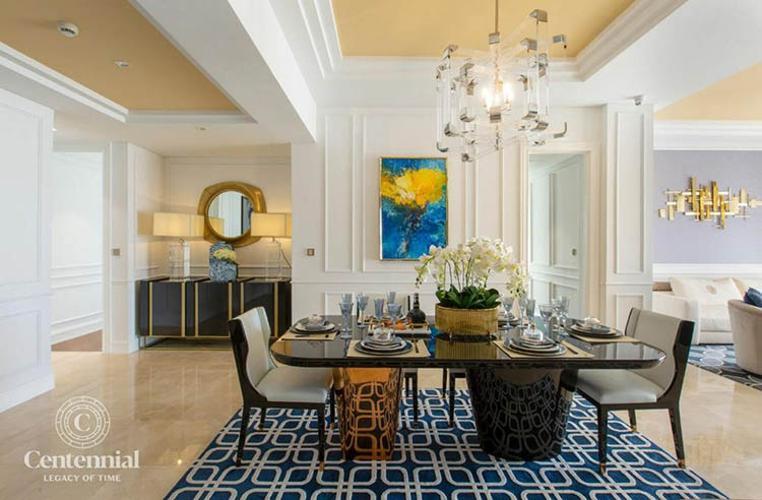 Chủ đầu tư Alpha King ra mắt dự án căn hộ hạng sang Centennial Ba Son Quận 1