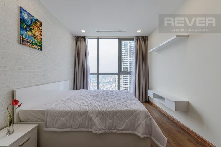 Phòng ngủ 2 Căn hộ Vinhomes Central Park 2 phòng ngủ tầng cao Park 6