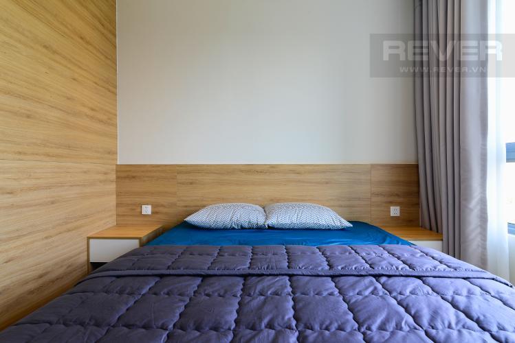 Phòng Ngủ Cho thuê căn hộ Diamond Island 52,54m2 1PN 1WC, nội thất cao cấp, view sông