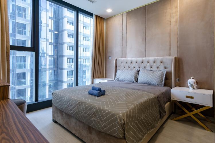 Phòng ngủ , Căn hộ vinhomes Golden River , Quận 1 Căn hộ Vinhomes Golden River ban công hướng Đông Bắc, view nội khu.