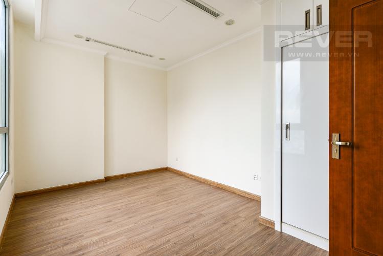 Phòng ngủ 4 Căn hộ Vinhomes Central Park 4 phòng ngủ tầng cao C1 view sông