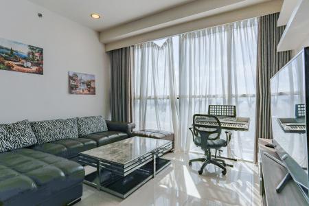 Căn hộ Sunrise City tầng thấp, tháp V6, 3 phòng ngủ, full nội thất