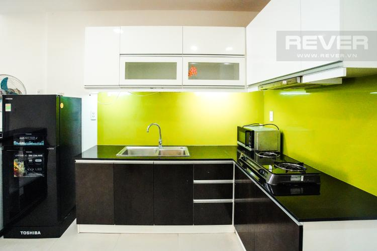 Phòng Bếp Cho thuê căn hộ Lexington Residence 2PN, tháp LA, đầy đủ nội thất, view đại lộ Mai Chí Thọ