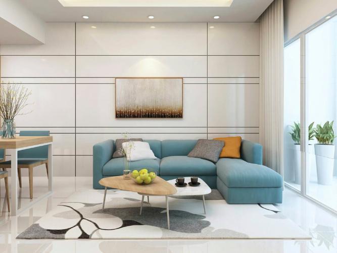 Căn hộ Tropic Garden 2 phòng ngủ tầng thấp A2 nội thất đầy đủ