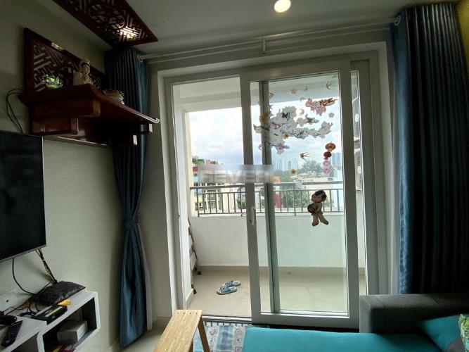Căn hộ chung cư Saigon Mia cửa hướng Bắc, view thành phố.