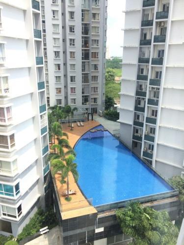 Căn hộ Phú Mỹ Căn hộ chung cư Phú Mỹ 3 phòng ngủ, view thành phố nội thất đầy đủ.