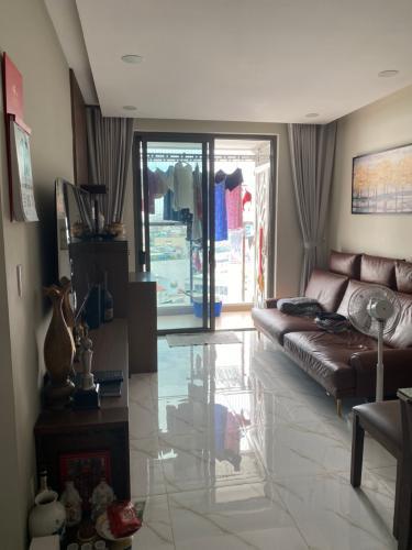 Phòng khách Kingston Residence, Phú Nhuận Căn hộ Kingston Residence nội thất tiện nghi, view thoáng mát.