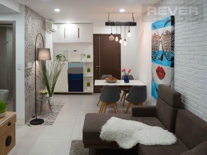Phòng Khách Bán hoặc cho thuê căn hộ Lexington Residence 1PN, diện tích 48m2, đầy đủ nội thất