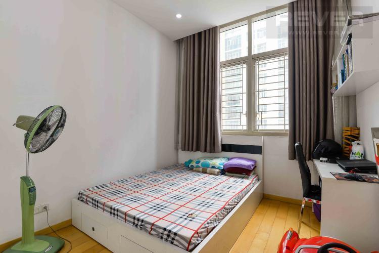 Phòng Ngủ 2 Bán căn hộ The Vista An Phú 3 phòng ngủ tầng trung tháp T1, đầy đủ nội thất, không gian yên tĩnh