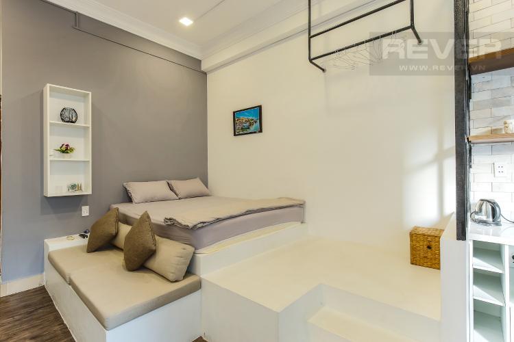 Phòng Ngủ Căn hộ dịch vụ 1 phòng ngủ Đường Mai Thị Lựu diện tích 36m2