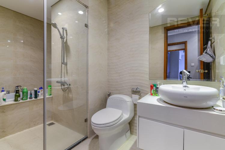 Phòng Tắm 2 Căn hộ Vinhomes Central Park 3 phòng ngủ tầng cao C3 nội thất đầy đủ