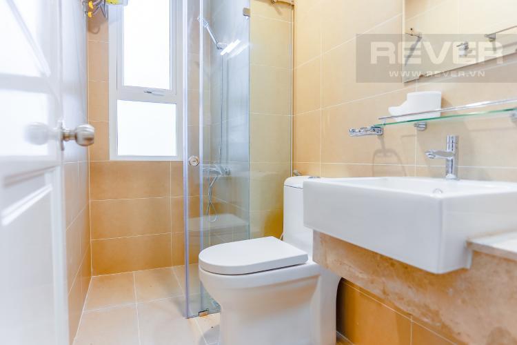Phòng Tắm 2 Căn hộ Florita 2 phòng ngủ tầng thấp tháp A view nội khu