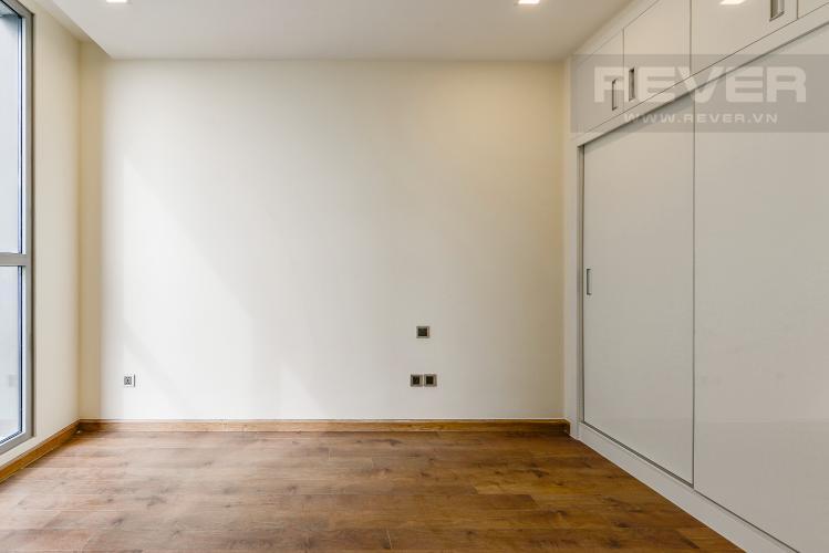 Phòng ngủ 2 Căn hộ Vinhomes Central Park 2 phòng ngủ tầng thấp P3 view hồ bơi