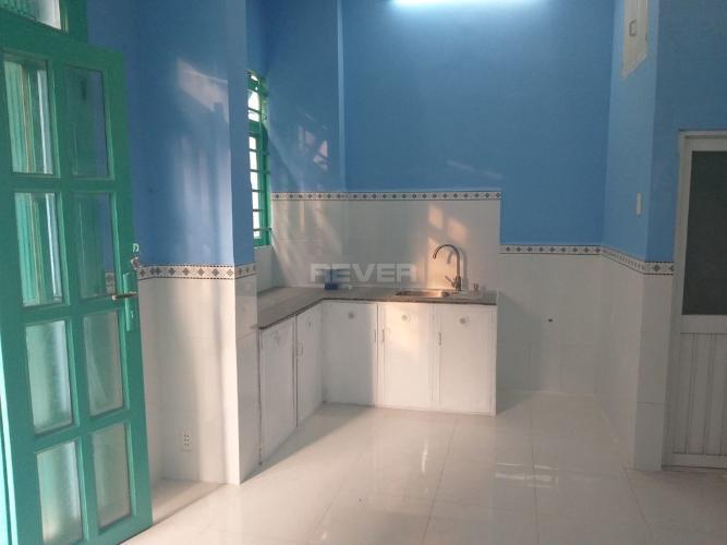 Phòng bếp nhà phố Bình Tân Nhà phố mặt tiền Bình Tân diện tích sử dụng 80m2, hướng Đông.