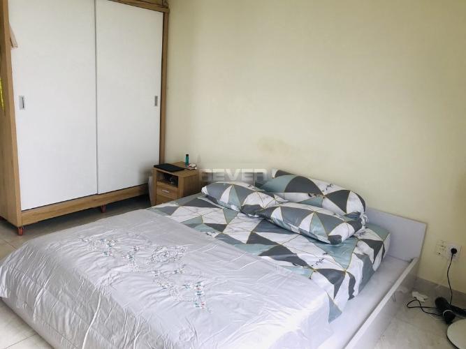 Phòng ngủ căn hộ Thủ Thiêm Garden Căn hộ Thủ Thiêm Garden hướng cửa Tây Nam, nội thất cơ bản.