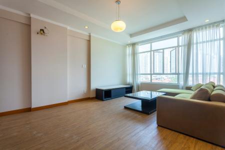 Căn góc 3 phòng ngủ Phú Hoàng Anh Quận 7 nội thất cơ bản