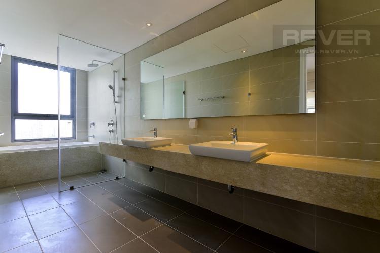 Phòng Tắm 2 Bán hoặc cho thuê căn hộ Diamond Island - Đảo Kim Cương 3PN, tháp Bora Bora, view sông và Landmark 81