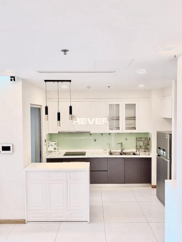 Phòng bếp căn hộ Vinhomes Central Park, Bình Thạnh Căn hộ tầng 10 Vinhomes Central Park đầy đủ nội thất cao cấp tiện nghi.