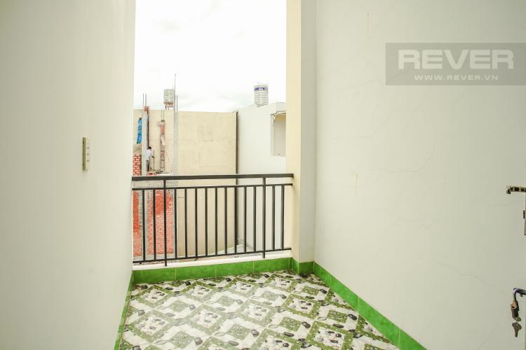 Ban Công Tầng 3 Cho thuê nhà phố 3 tầng đường Thạnh Mỹ Lợi, Q2, đầy đủ nội thất, sổ đỏ chính chủ