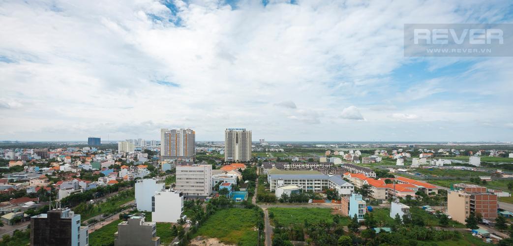 View Căn hộ Vista Verde 3 phòng ngủ tầng trung T1 hướng Đông Nam