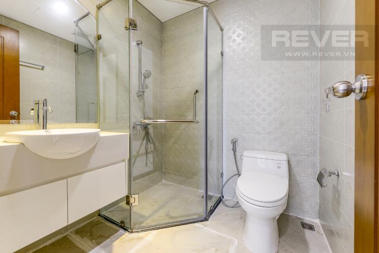 Phòng Tắm 1 Căn hộ Vinhomes Central Park 3 phòng ngủ tầng thấp L5 hướng Tây Bắc
