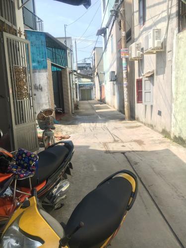 Hẻm trước Bình Hưng Hòa, Bình Tân Đất nền mặt tiền Bình Tân, sổ hồng riêng, khu dân cư an ninh.