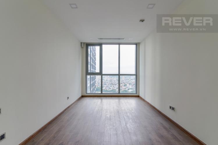 Phòng Ngủ 2 Căn hộ Vinhomes Central Park 3 phòng ngủ tầng cao P6 view sông