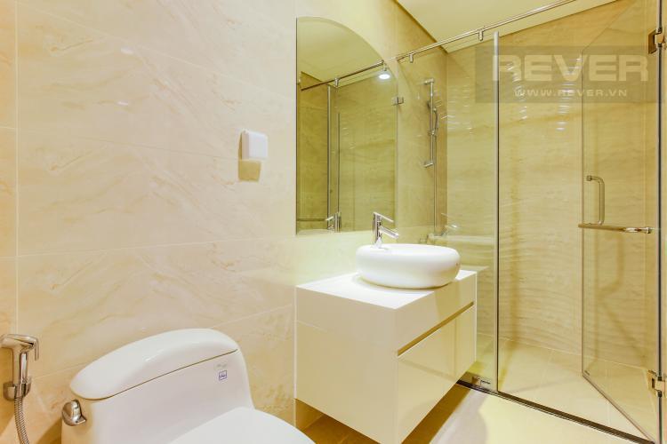 Phòng Tắm 2 Căn hộ Vinhomes Central Park tầng cao L2 nội thất đẹp, tiện nghi