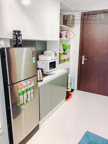 Phòng Bếp Căn office-tel RiverGate Residence tầng trung, 1PN, nội thất cơ bản