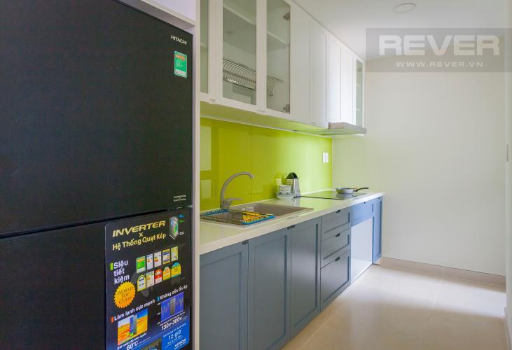 Phòng bếp Căn hộ Masteri Thảo Điền tầng cao hướng Tây Bắc tháp T3