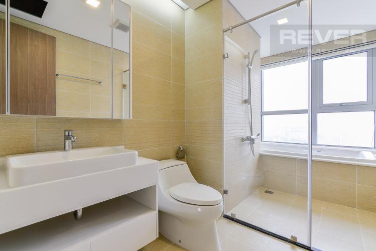 Phòng Tắm 1 Căn góc Vinhomes Central Park tầng cao Park 2 thiết kế đẹp, tiện nghi