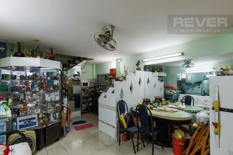 Phòng Bếp Nhà phố 4 phòng ngủ, đường số 9, phường 4, Quận 4