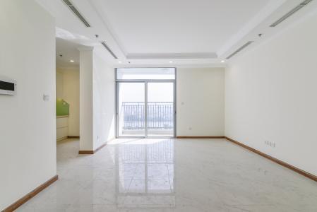 Căn hộ Vinhomes Central Park 4 phòng ngủ tầng trung L1 view sông