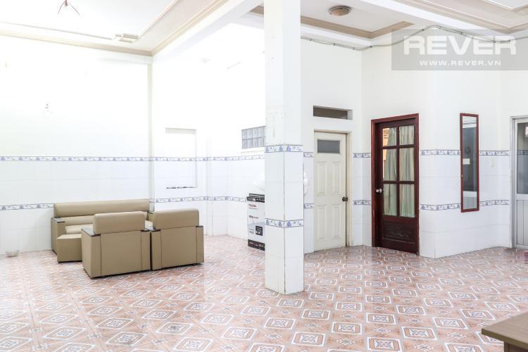 Phòng Khách Trệt Bán nhà phố 2 tầng đường Kinh Dương Vương, Quận 6, diện tích đất 190m2, đầy đủ nội thất, cách Vòng xoay Phú Lâm 500m