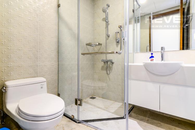 Phòng Tắm 1 Căn hộ Vinhomes Central Park 2 phòng ngủ tầng trung L6 hướng Đông Bắc