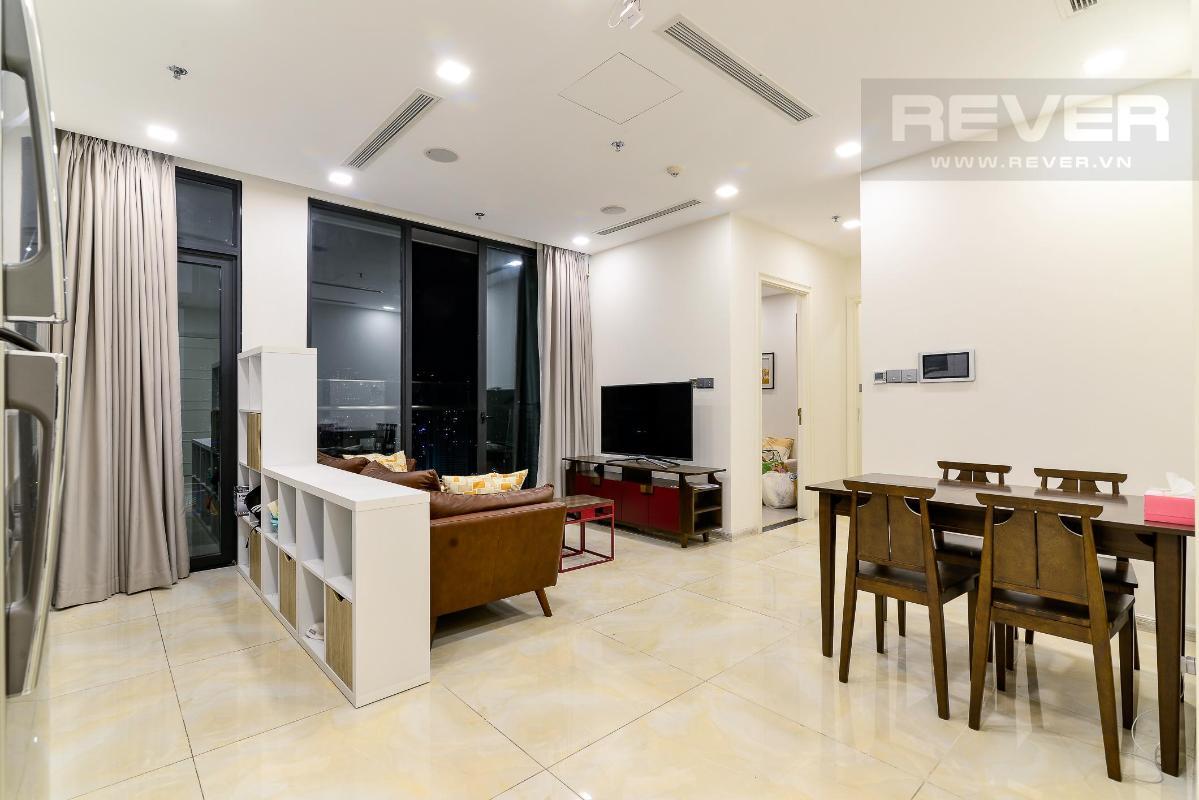 d46b1f2a3667d0398976 Cho thuê căn hộ Vinhomes Golden River 2PN, tháp The Aqua 3, đầy đủ nội thất, view thành phố rộng thoáng