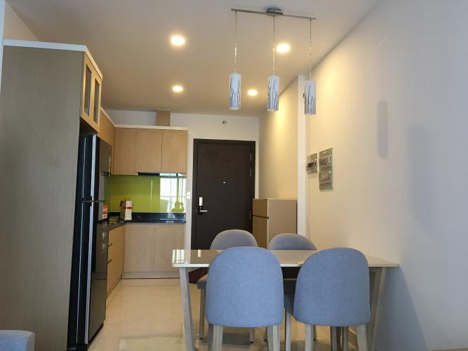 Phòng bếp căn hộ Kingston Residence Căn hộ Kingston Residence tầng 10 hướng Bắc, nội thất đầy đủ.