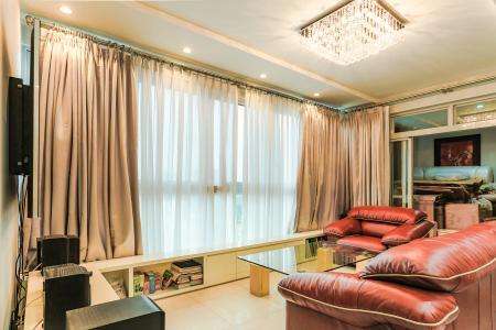 Căn hộ Star Hill Phú Mỹ Hưng tầng trung, tháp B, 3 phòng ngủ, view hồ bơi.