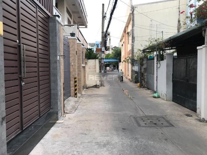 Hẻm nhà phố Nguyễn Thái Sơn, Gò Vấp Nhà phố hướng Đông Bắc, hẻm xe hơi 6m, cách đường chính 15m.