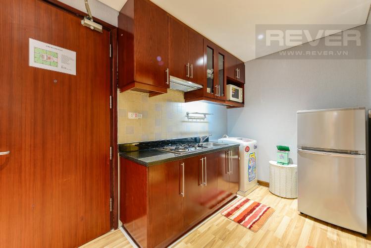 Bếp Cho thuê căn hộ The Lancaster tầng trung, 1PN, đầy đủ nội thất