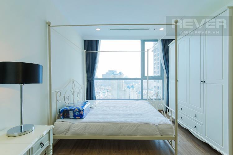 Phòng Ngủ 2 Bán căn hộ Vinhomes Central Park 2PN, tháp Landmark 3, diện tích 81m2, đầy đủ nội thất