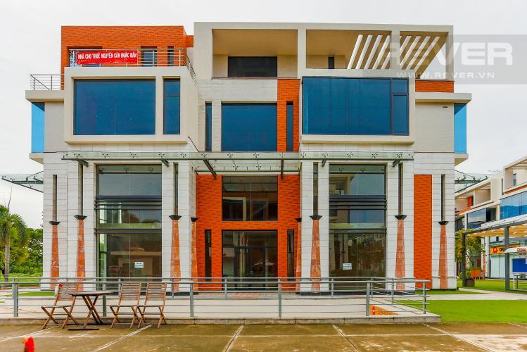 Mặt Tiền 2 Biệt thự 5 phòng ngủ đường Nguyễn Hữu Thọ khu Galleria Nhà Bè