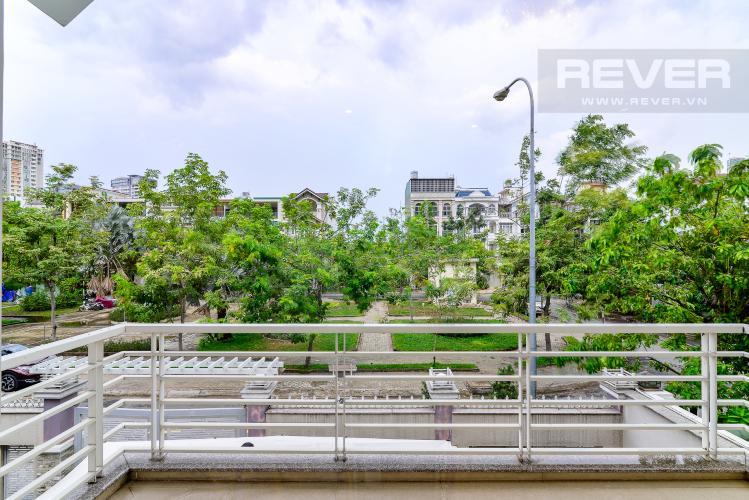 View Phòng Ngủ Cho thuê biệt thự Khu dân cư An Phú, hướng Đông Nam, thiết kế sang trọng, đầy đủ nội thất