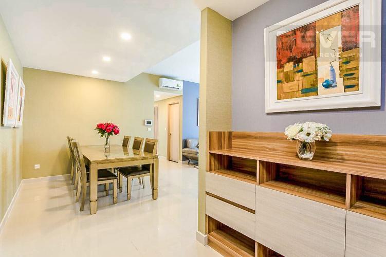 Lobby Bán căn hộ RiverGate Residence hướng Đông Bắc, 114m2, view thành phố