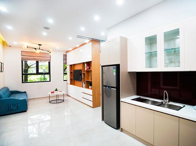 Nhà mẫu căn hộ Saigon Intela , Huyện Bình Chánh Căn hộ Saigon Intela tầng cao view thoáng mát, nội thất cơ bản hiện đại.