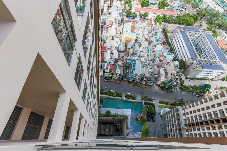View Bán căn hộ Masteri Millennium tầng cao, 2PN, Quận 4